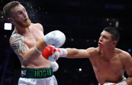 WBO поддержала решение судей в бою Мунгиа–Хоган