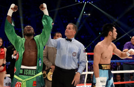 WBA назначила реванши Мурата-Н'Жикам и Релих-Бартелеми