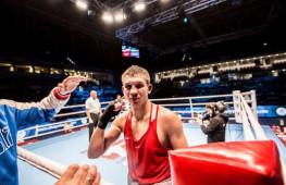 Виталий Дунайцев вышел в полуфинал боксерского турнира ОИ-2016