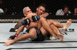 Обзор боев UFC Fight Night 170