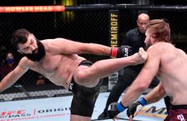Реакция бойцов UFC на поединок Орловского и Босера