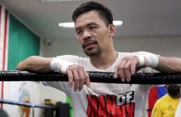 WBA отказала Пакьяо в восстановлении в статусе суперчемпиона