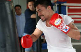 Мэнни Пакьяо планирует бой в июле
