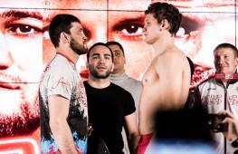 Видео чемпионских боев Fight Nights Global 85