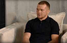 Пояс UFC — только начало, — Петр Ян о PPV, Диллашоу, боксе и старом Пакьяо