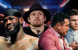 Канело обматерил бывшего промоутера | «Бредни Уайлдера» | Уорд может экс-чемпиону UFC (видео)