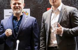 Рябинский: Планы по бою Поветкина появятся в следующем году