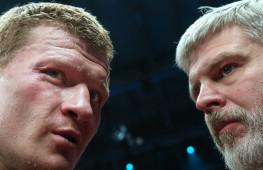 Рябинский и Поветкин рассказали о начале переговоров о втором бое с Хантером