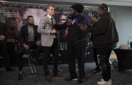 Бой  Джойс-Стиверн будет отборочным по версии WBA