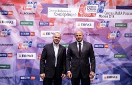Союз ММА России применит санкции к братьям Хирамагомедовым после избиения вице-президента Союза