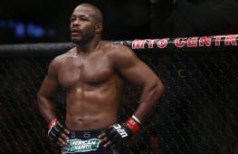 Рашад Эванс снят с UFC 205