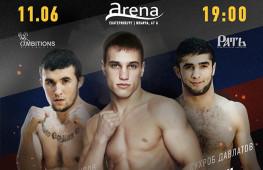 Ратиборец II: Бои по профессиональному боксу и ММА в Екатеринбурге