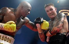 Оскар Ривас стал первым чемпионом WBC в бриджервейте