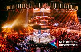 Презентационный ролик «РМК Боксинг Промоушенс» 2016-2017