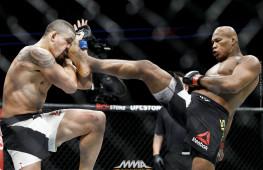 Высокоскоростная съемка турнира UFC on FOX 24