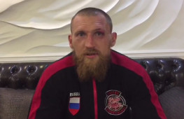 Дмитрий Кудряшов: Я хочу чемпионский пояс, и он у Бриедиса (видео)