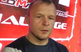 Александр Шлеменко о влиянии сгонки веса Хэлси на бой
