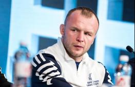 Стал известен соперник Александра Шлеменко 7 мая