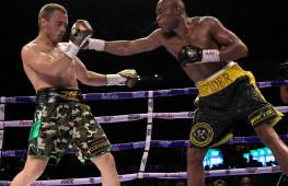 Андерсон Сильва продолжит боксировать
