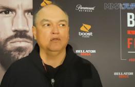 Глава Bellator о Вердуме: Если вы победили Федора Емельяненко, то вы не становитесь Федором Емельяненко