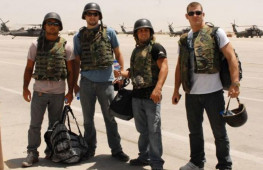 Майкл Биспинг о спарринге Карлоса Кондита со спецназовцем