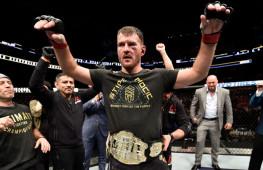 Стипе Миочич: Хабиб Нурмагомедов — лучший боец UFC