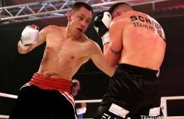 Феликс Штурм успешно вернулся на ринг
