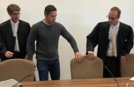 В Кельне начался суд над Феликсом Штурмом