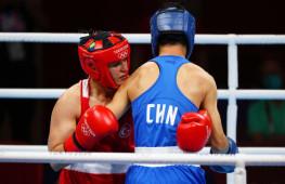 Бусеназ Сурменели завоевала «золото» Олимпиады