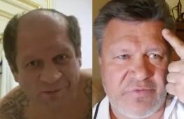 Будет лежать со сломанными ногами, - Тактаров ответил Емельяненко (видео)