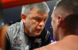 Лингвисты изучают коммуникацию между тренерами и боксерами