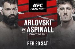 UFC Vegas 19: И снова в победу Андрея Орловского не верят