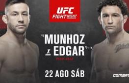 Педро Муньос — явный фаворит в бою с экс-чемпионом Фрэнки Эдгаром