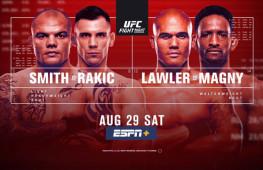Прямая трансляция UFC Fight Night 175