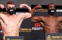 UFC Vegas 17 Томпсон-Нил: Шансы практически равны