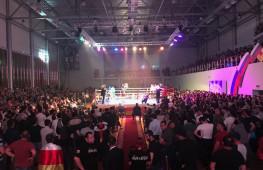 Результаты вечера бокса в Южной Осетии