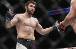 Руслан Магомедов: Я и так хотел разрывать отношения с UFC