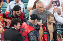 Вахтанг Дарчинян выйдет на ринг 3 октября в Австралии
