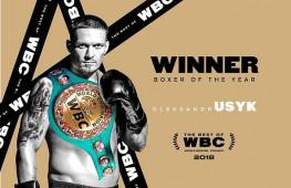 Ежегодные награды от WBC: Усик, Рейоносо, Уайлдер, Фьюри, Альварес, Гвоздик