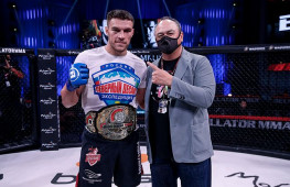 Глава Bellator выбрал соперника для чемпиона Вадима Немкова