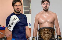 Артем Вахитов о следующем бое в Glory и об интересе к боксу (видео)