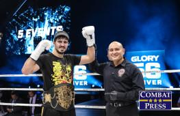 Чемпион мира по версии GLORY Артем Вахитов о турнире «Muaythai Factory» в Перми 22 декабря