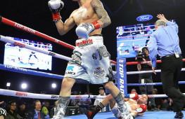 Экс-чемпион мира Оскар Вальдес выйдет на ринг 21 июля