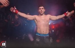 Молдавский: Харитонов в рейтингах на 20 позиций ниже меня, не думаю, что бой с ним приблизит меня к титулу Bellator
