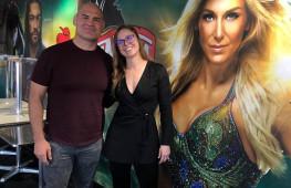 Кадр дня: Веласкес и Роузи в офисе WWE