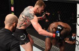 Боль, — Победу Волкова над Харрисом прокомментировали бойцы UFC