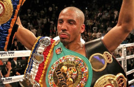 Андре Уорд: Я не вернусь на ринг для боя с Канело Альваресом