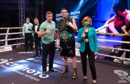 Арслан Яллыев: Хочу стать первым номером в России и в мире
