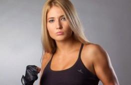 Анастасия Янькова концентрируется на MMA