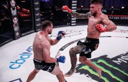 Ярослав Амосов: Я должен драться за пояс Bellator или с Лоренцом Ларкиным